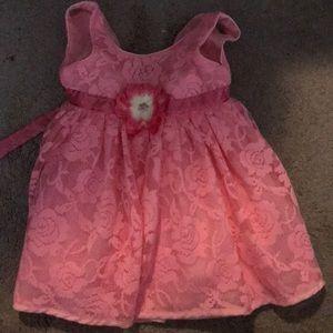 Sweet Heart Rose 2T pink dress